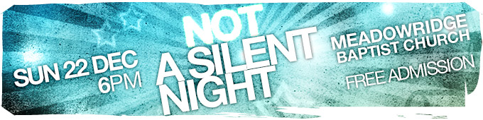 Not A Silent Night